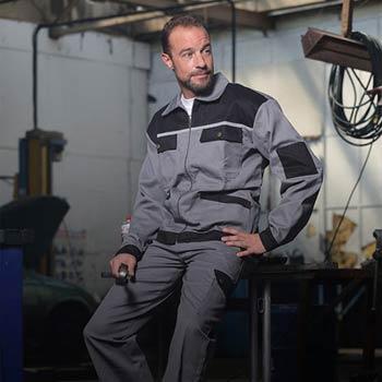Arbeitskleidung für Herren
